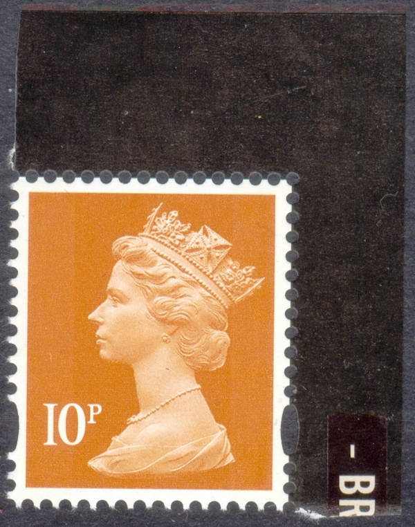 2010 GB - SGY1768 (UG30) 10p (C) from Classic Albums DX48 MNH